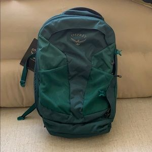 Ospray Farview backpack 40L rainforest green